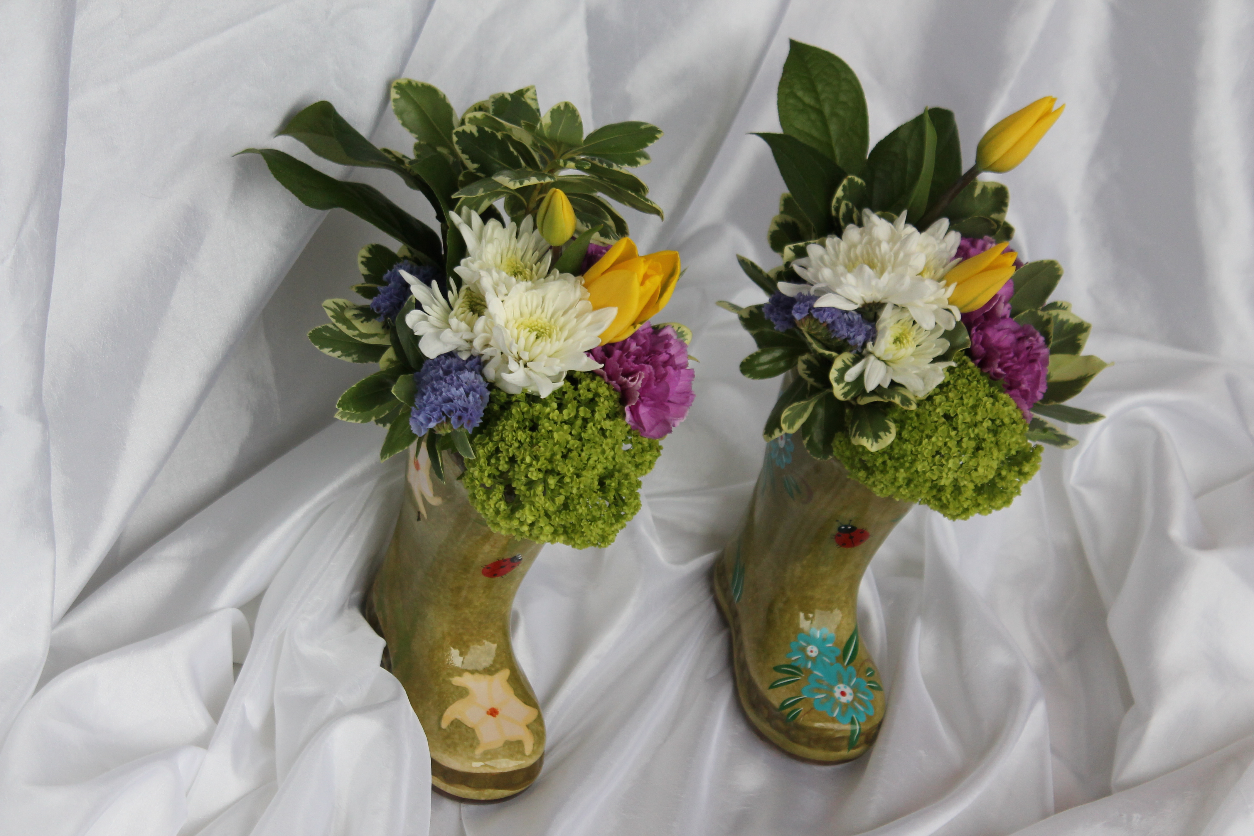 New Baby Flower Arrangements | Elegant Bouquets