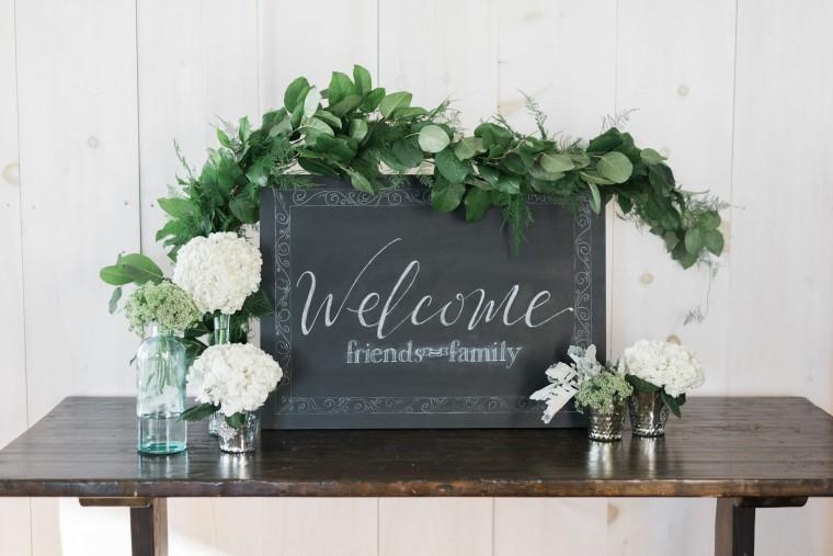 Rustic Wedding Floral Design
