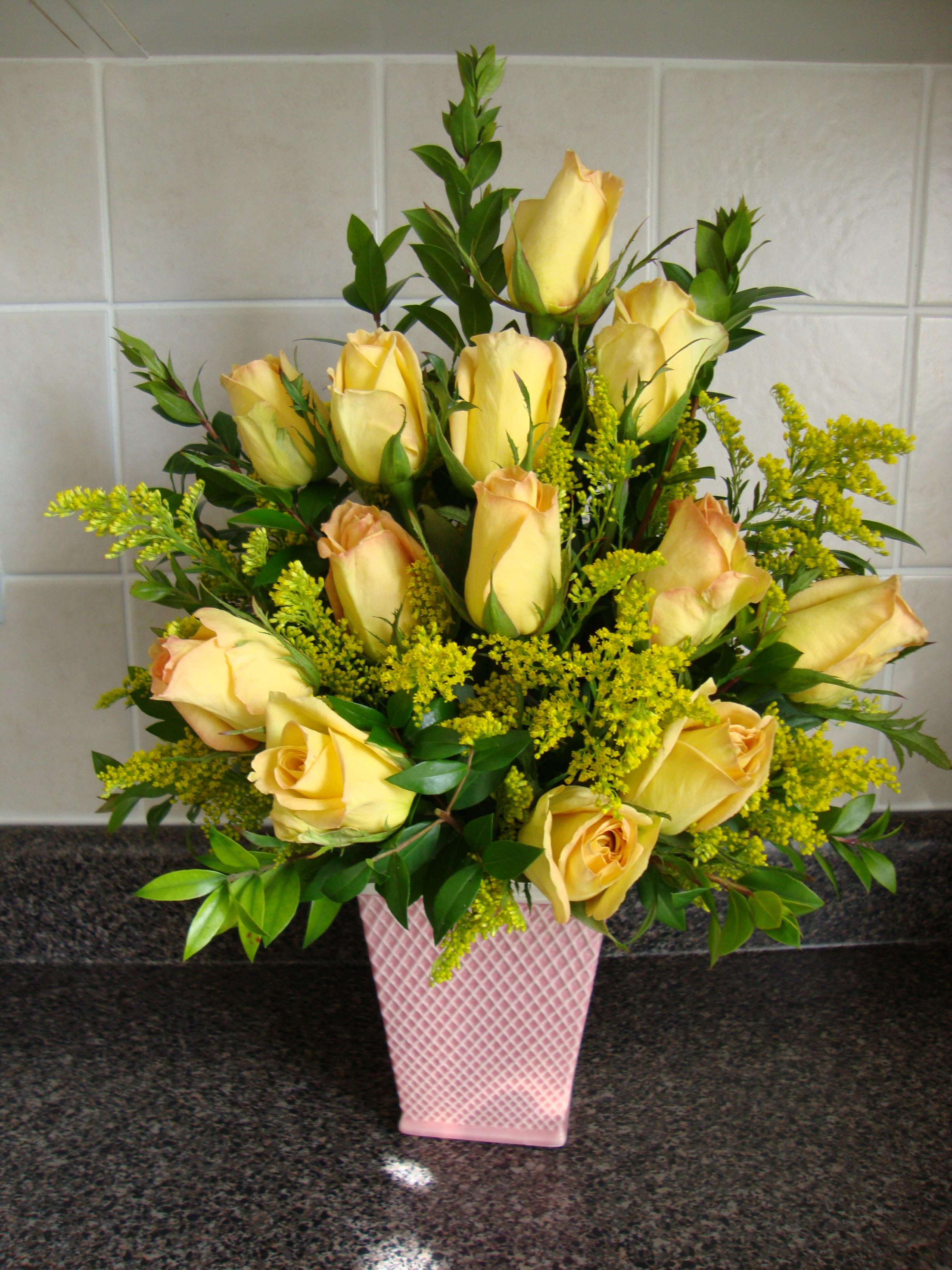 Autumn Flowers Elegant Bouquets