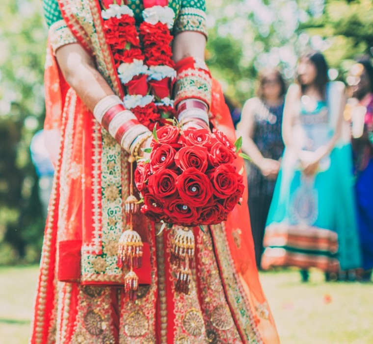 Gunjan + Karan - Wedding Flowers