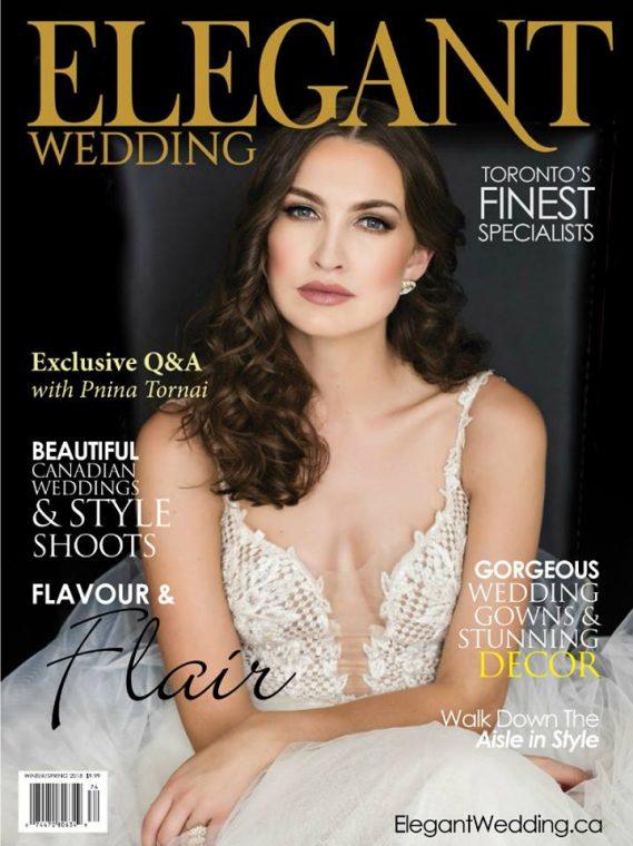 Elegant Wedding Toronto 2018