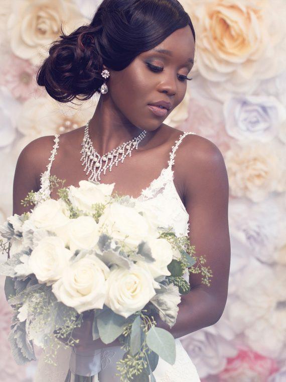 Bridal Bouquet in Wedding Planner Magazine