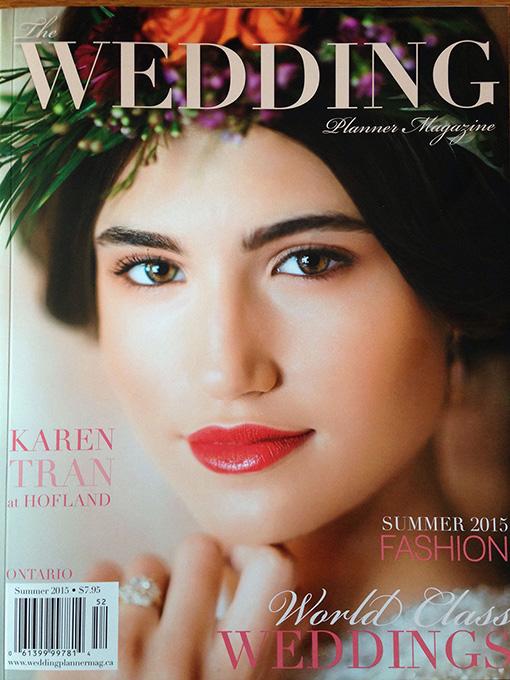 Wedding Planner Magazine 2015