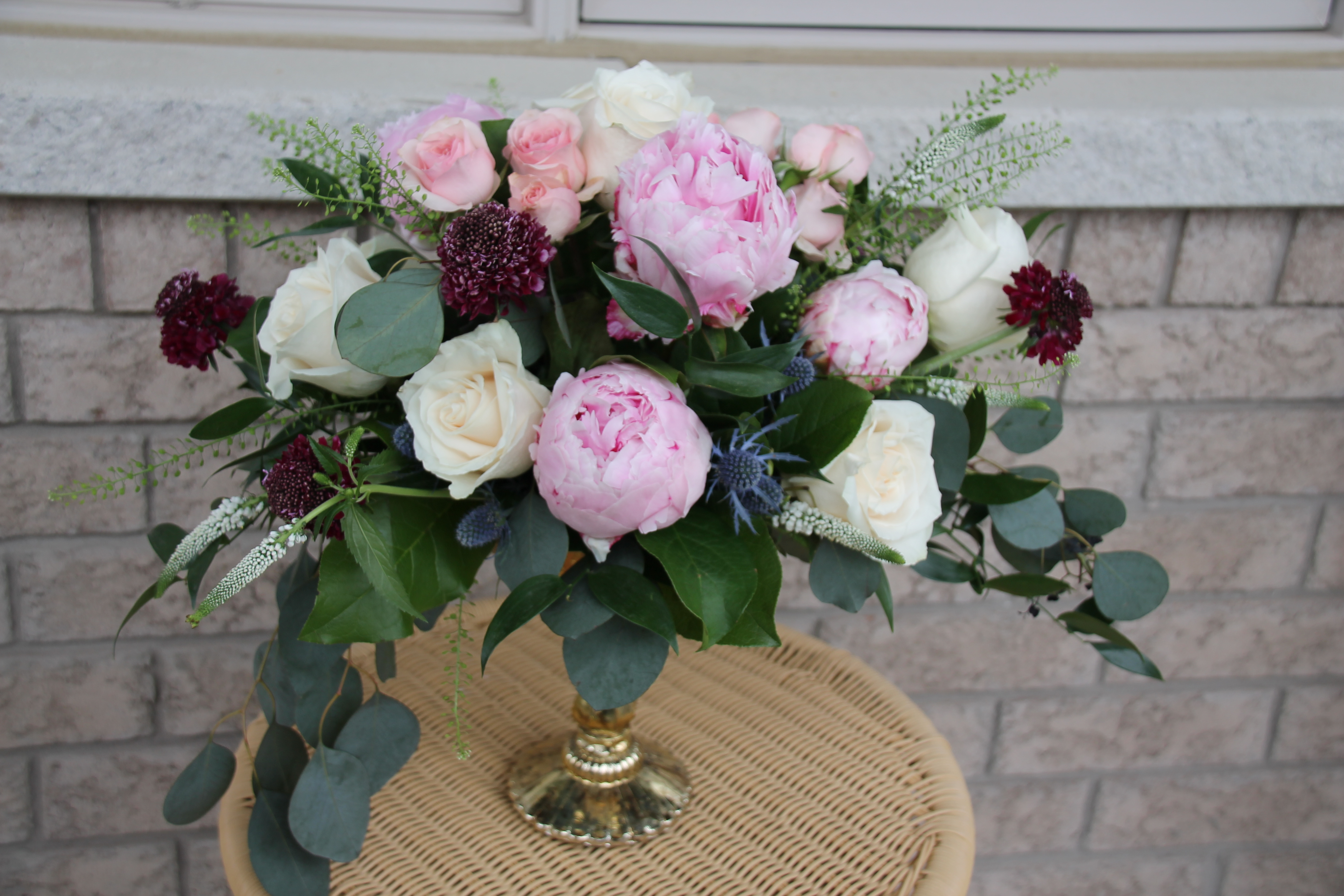 Happy Valentines Day Flowers