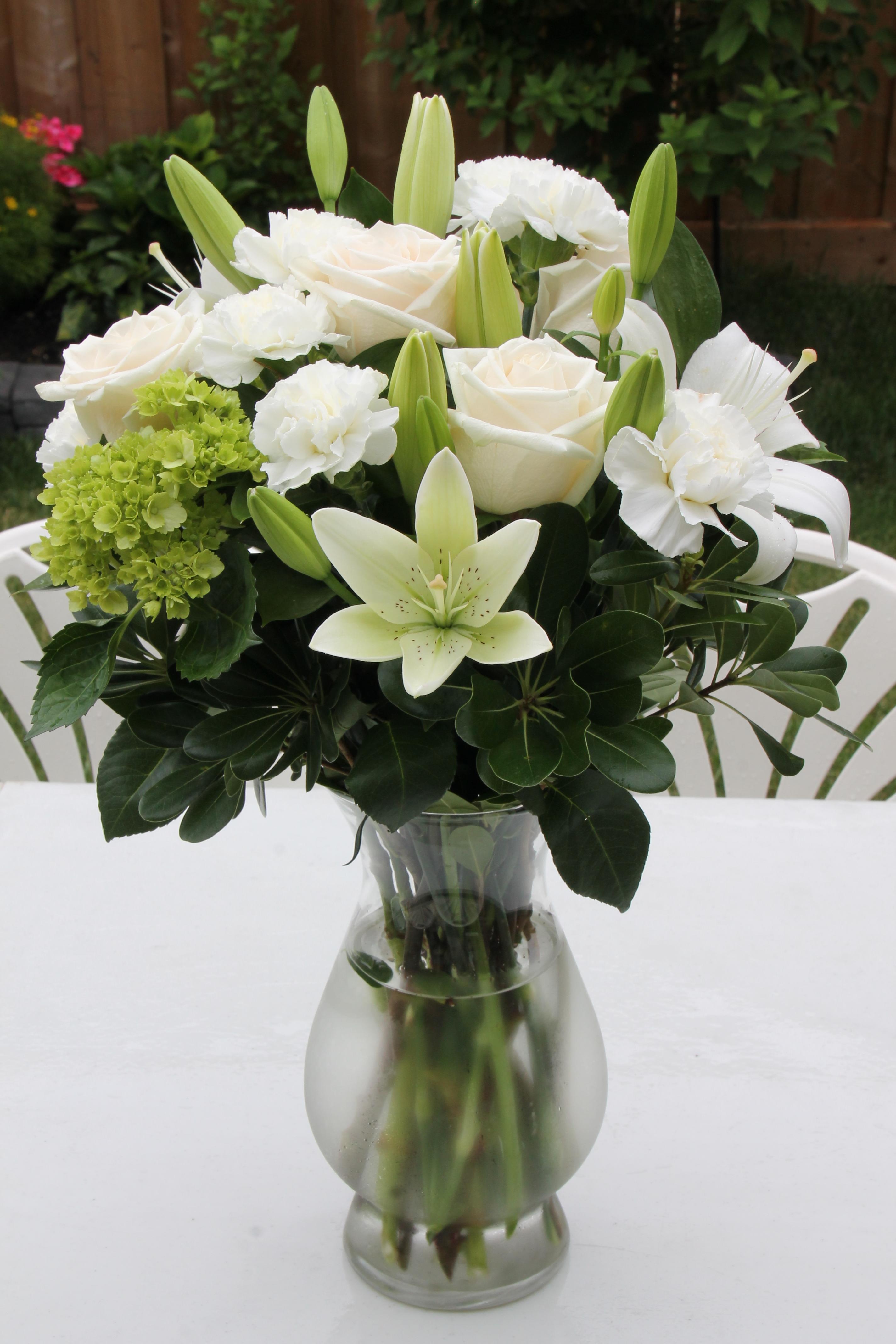Get Well Soon Flowers Elegant Bouquets