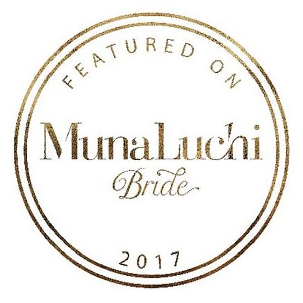 Muna Luchi Bride 2017