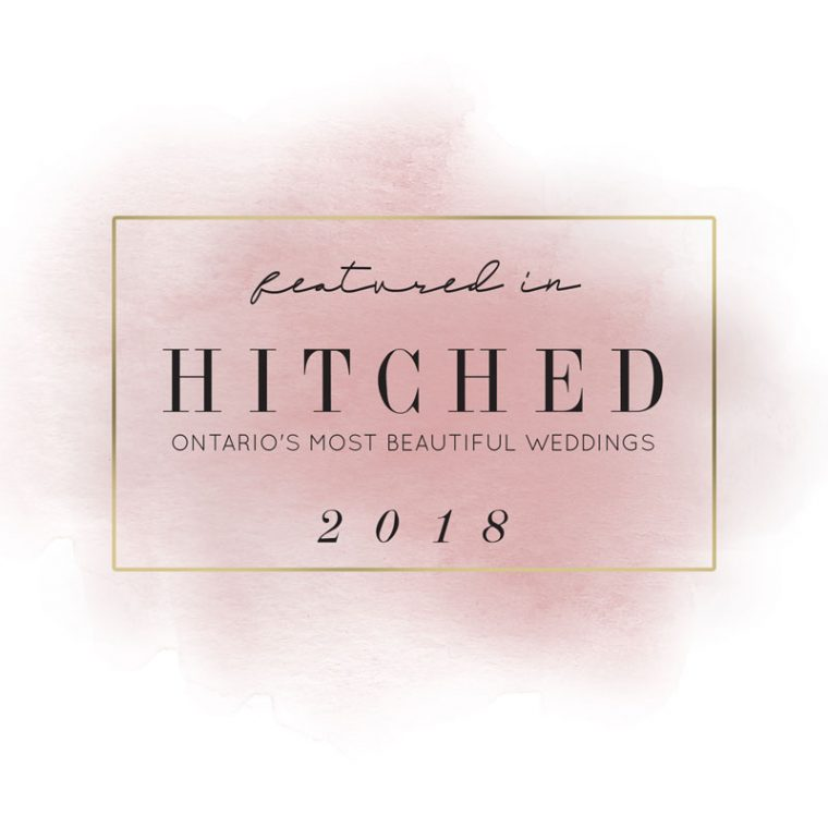 Hitched - Ontario's Most Beautiful Weddings