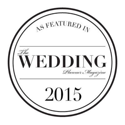 Tthe Wedding Planner Magazine 2015
