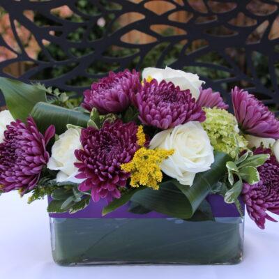 Rectangle Vase Arrangement